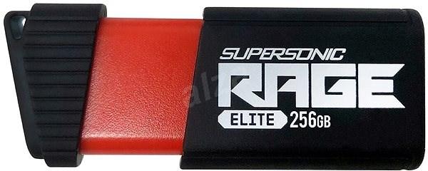 Patriot Supersonic Rage Elite USB3.1 256GB - Flash disk