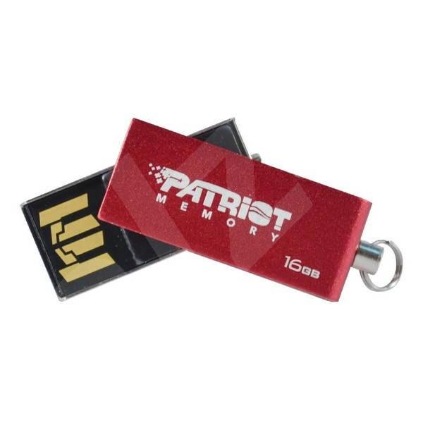 Patriot Swing 16GB červený - Flash disk