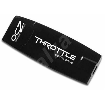 OCZ Throttle 8GB USB + eSATA - Flash disk