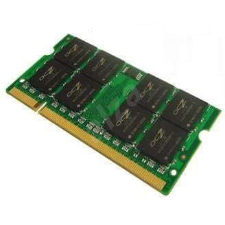 OCZ 512MB SO-DIMM DDR2 667MHz - Operační paměť