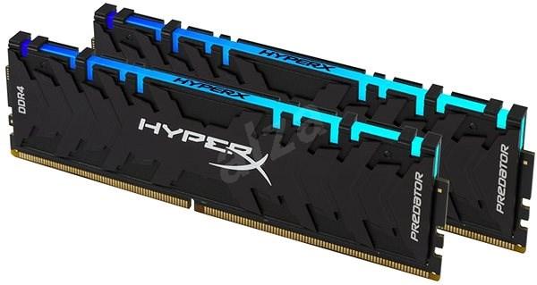 HyperX 16GB KIT 3200MHz DDR4 CL16 Predator RGB - Operační paměť