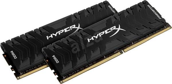 HyperX 32GB KIT 3333MHz DDR4 CL16 Predator - Operační paměť