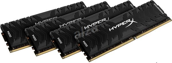 HyperX 64GB KIT 3333MHz DDR4 CL16 Predator - Operační paměť