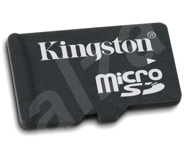 Paměťová karta Micro Secure Digital (Micro SD) Kingston - Paměťová karta