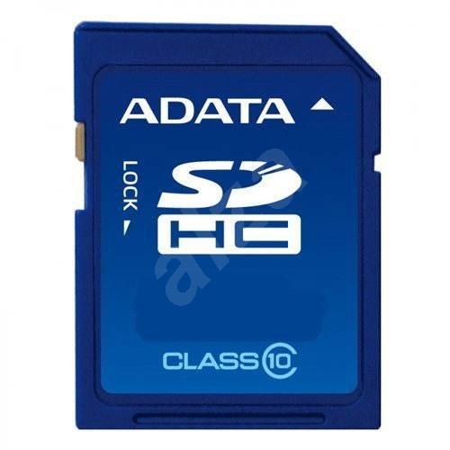 ADATA SDHC 16GB Class 10 Turbo - Paměťová karta
