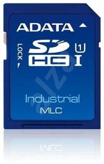 ADATA SD Industrial MLC 8GB, bulk - Paměťová karta