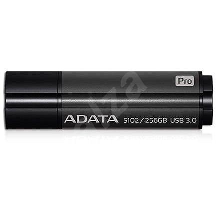 ADATA S102 PRO 256GB šedý - Flash disk