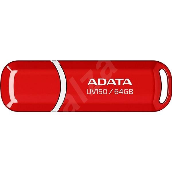ADATA UV150 64GB červený - Flash disk