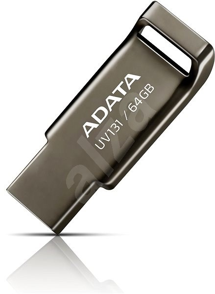 ADATA UV131 64GB šedý - Flash disk