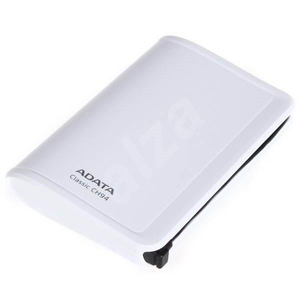 """ADATA CH94 HDD 2.5"""" 250GB Bílý - Externí disk"""
