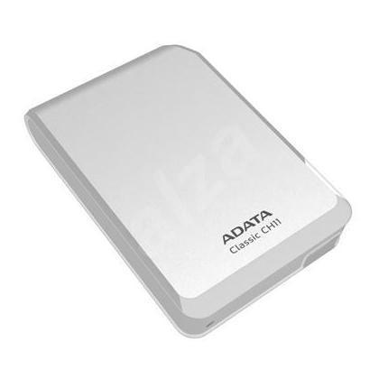 """ADATA CH11 HDD 2.5"""" 750GB bílý - Externí disk"""