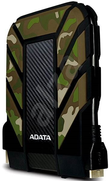 """ADATA HD710M HDD 2.5"""" 2TB maskáčová - Externí disk"""