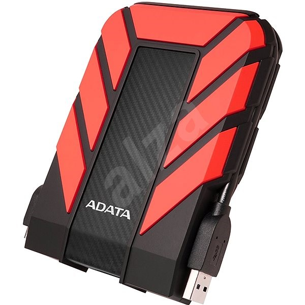 ADATA HD710P 1TB červený - Externí disk