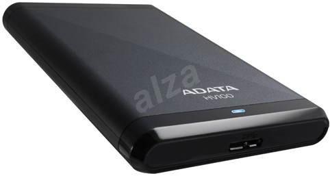 "ADATA HV100 HDD 2.5"" 2TB černý - Externí disk"
