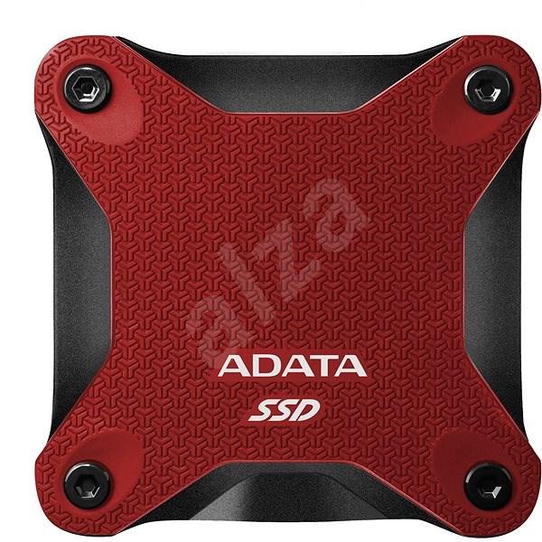 ADATA SD600Q SSD 240GB červený - Externí disk