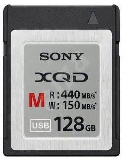Sony XQD QDM128 128GB - Paměťová karta
