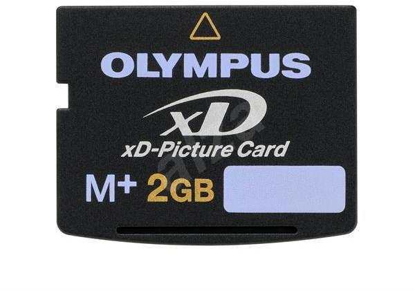 Olympus XD 2GB (M+) - Paměťová karta