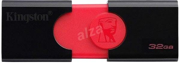 Kingston DataTraveler 106 32GB černý - Flash disk