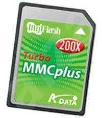 ADATA MMC MultiMedia Card 1GB HiSpeed 200x - Paměťová karta