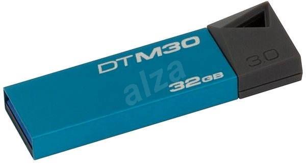 Kingston DataTraveler Mini 32GB azurový - Flash disk