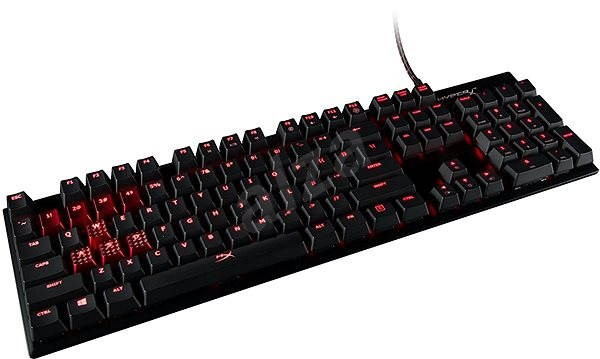 HyperX Alloy FPS Red Mechanical Gaming Keyboard - Herní klávesnice