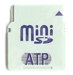 ATP Mini Secure Digital 1GB Super High Speed 150x - odolná proti vodě, prachu, extrémním teplotám - Paměťová karta
