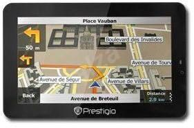 Prestigio GeoVision 4700 - GPS navigace