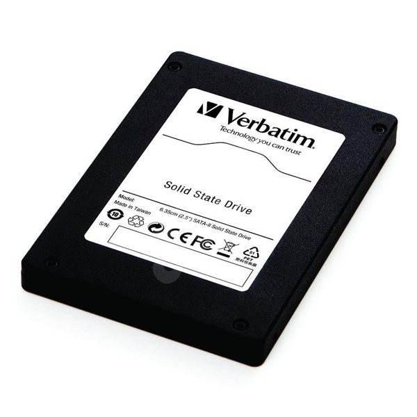 "Verbatim SSD 2.5"" 64GB Black Edition - SSD disk"