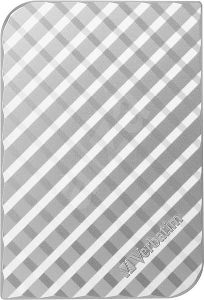 "VERBATIM Store´n´ Go 2.5"" GEN2 4TB stříbrný - Externí disk"