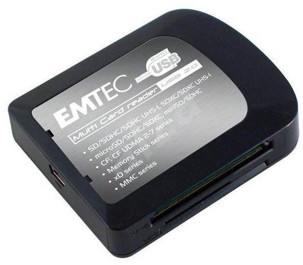 EMTEC All-In-1 USB 3.0 - Čtečka karet