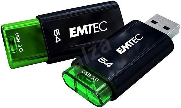 EMTEC C650 64GB - Flash disk