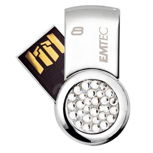 """EMTEC S350 8GB Mini """"For Her"""" - Flash disk"""