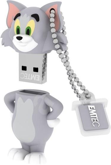 EMTEC HB102 Tom 16GB USB 2.0 - Flash disk