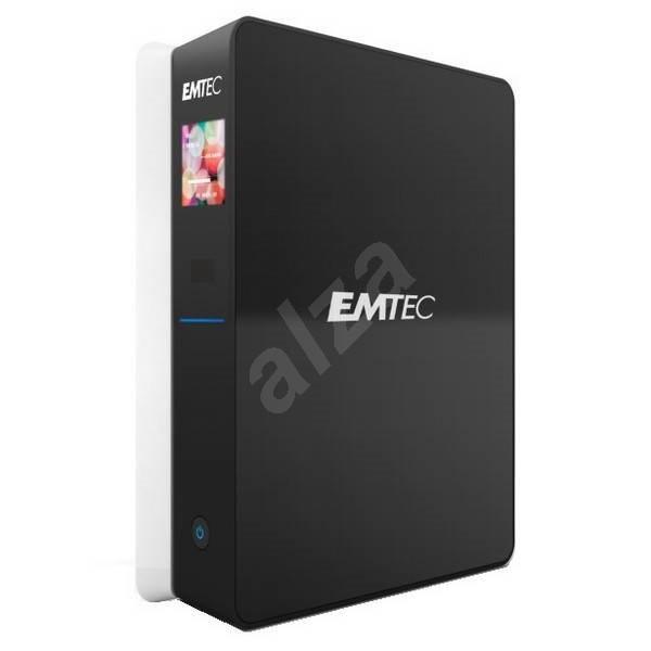 EMTEC Movie Cube S120 750GB - Multimediální přehrávač