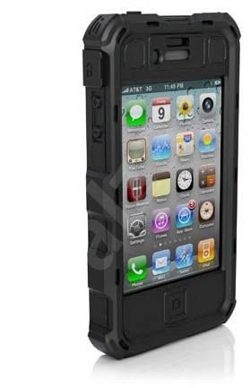 Ballistic Hard Core iPhone 4 černé - Pouzdro na mobil