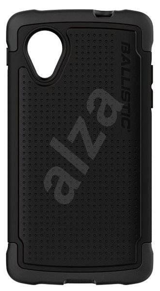 Ballistic Tough Jacket LG Nexus 5 černé - Pouzdro na mobilní telefon