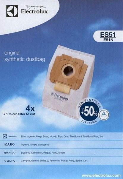Electrolux ES51 - Sáčky do vysavače