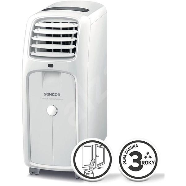 SENCOR SAC MT7020C - Mobilní klimatizace