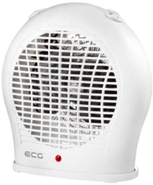 ECG TV 30 White - Horkovzdušný ventilátor