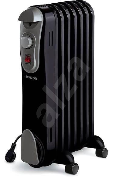 SENCOR SOH 3107BK - Elektrické topení