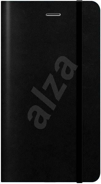 LAB.C Smart Wallet 2v1 černé - Pouzdro na mobilní telefon