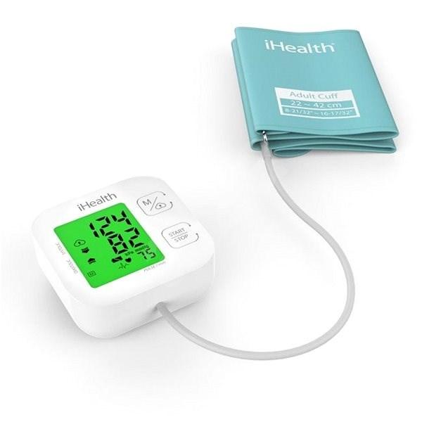 iHealth TRACK KN-550BT měřič krevního tlaku - Tlakoměr