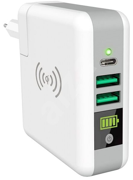MiPow Smarter Amigo Charger EU 6700mAh - Powerbanka
