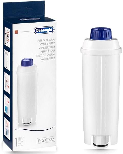 De'Longhi Vodní filtr DLS C002 - Filtr do kávovaru
