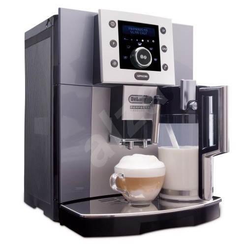 De'Longhi ESAM5500M Perfecta bílé - Automatický kávovar
