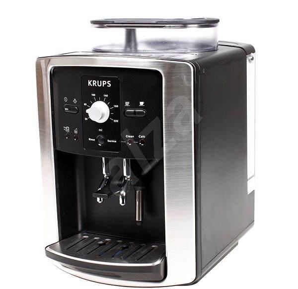 KRUPS EA8010 PE Espresseria černo-stříbrné - Automatický kávovar