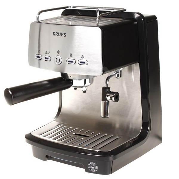 2208ca311 KRUPS XP405030 černé - Pákový kávovar | Alza.cz