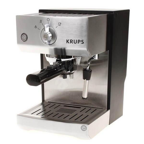 8f640c7f4 KRUPS XP524030 - Pákový kávovar | Alza.cz