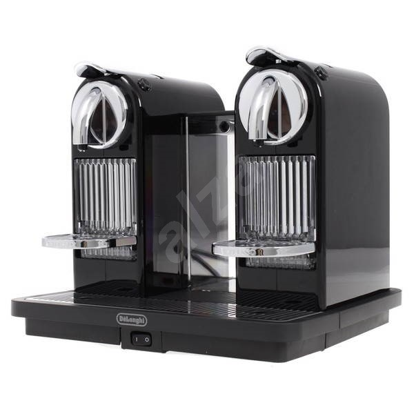 NESPRESSO De'Longhi Citiz & Co. EN325.B, černé - Kávovar na kapsle