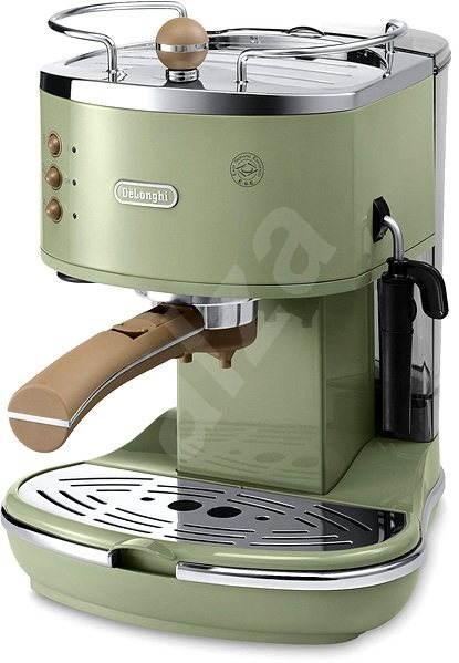 De'Longhi ECOV 310.GR olivově zelená - Pákový kávovar